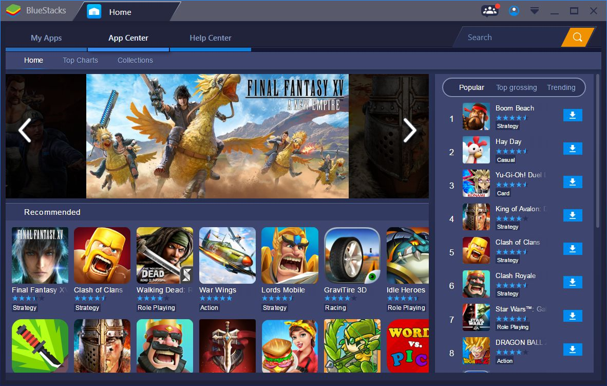 BlueStacks - Download