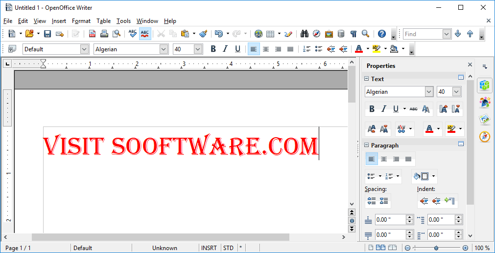Apache OpenOffice - Download